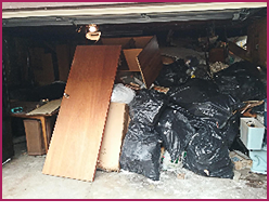 Garage clean out services Downers Grove, IL